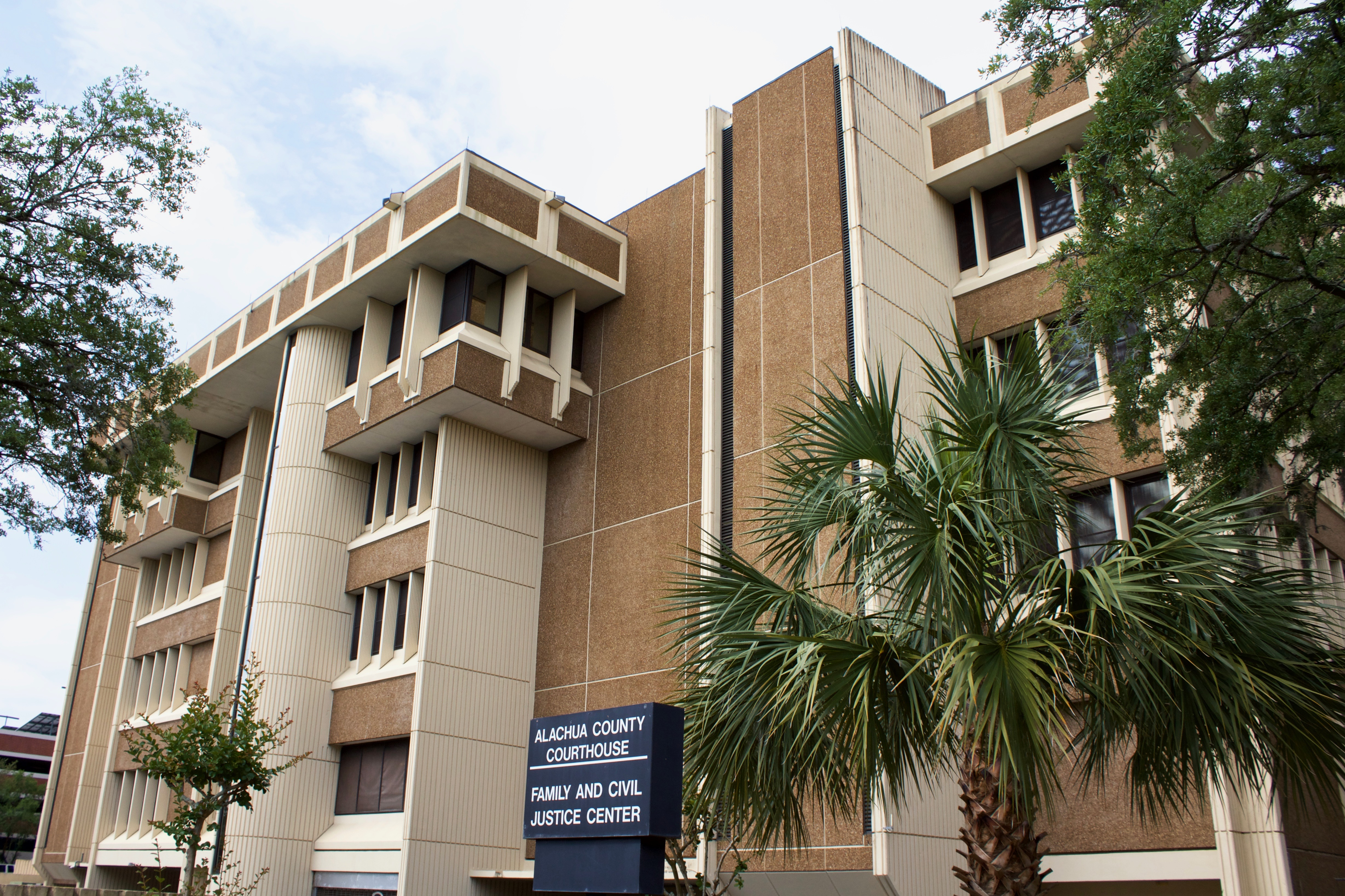 Alachua County Courthouse, Family and Civil Justice Center